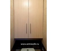 Сантехнический шкаф из ДСП (пример №23)