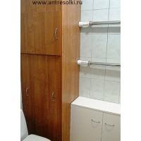 Сантехнический шкаф из ДСП (пример №21)